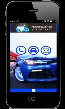 Performance Automotive poster