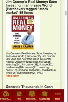 Stock Market Investing poster