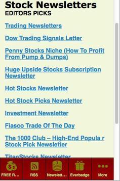 Stock Market Investing apk screenshot