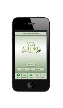 Via Alloro Restaurant apk screenshot