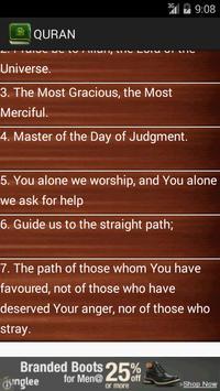 Quran-Lite apk screenshot
