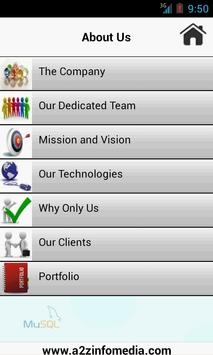 A2Z InfotechmediaLite apk screenshot