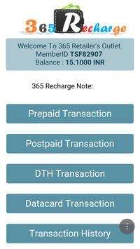 365recharge apk screenshot