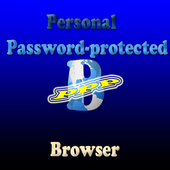 Password protected PPP Browser icon