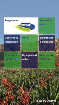 WVPAC 2015 poster