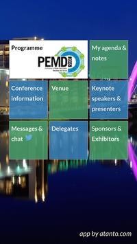 PEMD 2016 poster