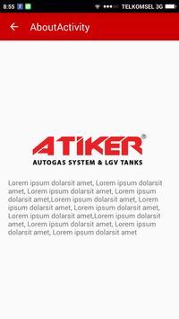 Atiker apk screenshot