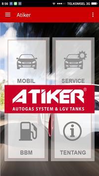 Atiker poster