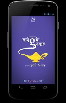 Magic Genie - Safai Mitra poster