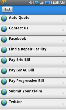 Walker Insurance Agency apk screenshot