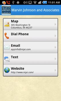 Marvin Johnson & Associates apk screenshot