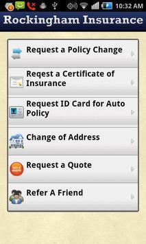 Rockingham Insurance apk screenshot