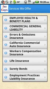 Insurance Guys apk screenshot