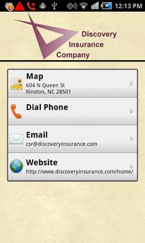 Discovery Insurance Company poster