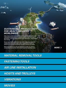 Atlas Copco Publications poster