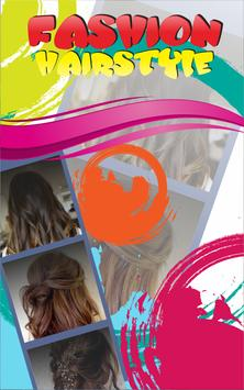 Fashion For Hairstyle poster
