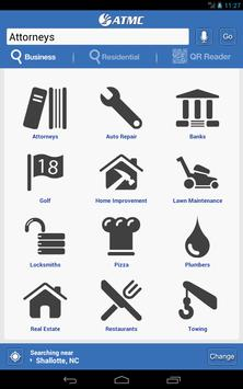 ATMC Search apk screenshot
