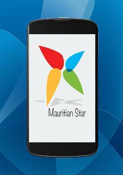 Mauritian Star poster