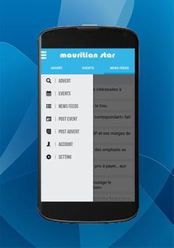 Mauritian Star apk screenshot
