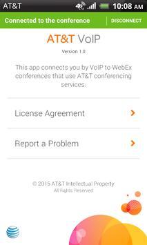 AT&T VoIP apk screenshot