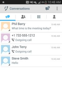 AT&T Work Voice apk screenshot