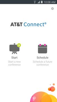 AT&T Connect poster