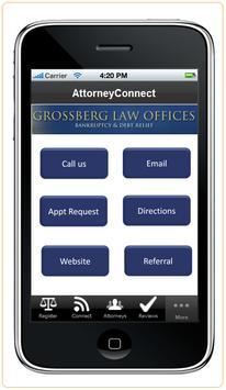 Attorney Susan Grossberg poster