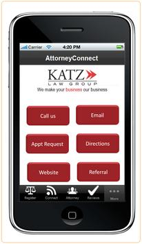 Katz Law Group poster