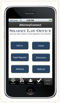 Sharry Law Office poster