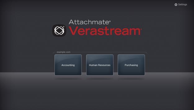 Verastream Terminal Client poster