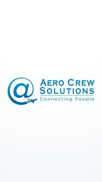 Aero Crew Solutions poster
