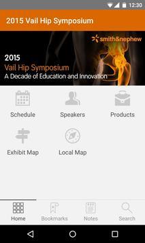 2015 Vail Hip Symposium apk screenshot