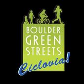 Boulder Green Streets Ciclovia icon
