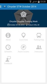 Chrysler STW October 2014 poster