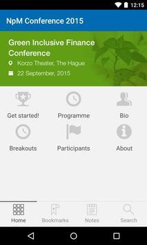 NpM Conference 2015 apk screenshot