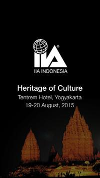 2015 IIA National Conference poster