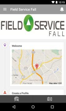 Field Service Fall apk screenshot