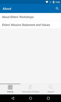 2016 Ehlers WI PF Seminar apk screenshot