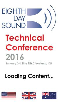 EDS Technical Conference 2016 poster