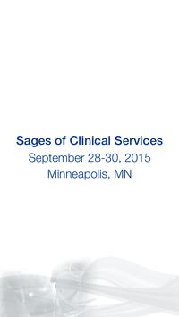 Sages of Clinical Services poster