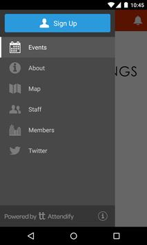 ZigBee Alliance Member Meeting apk screenshot