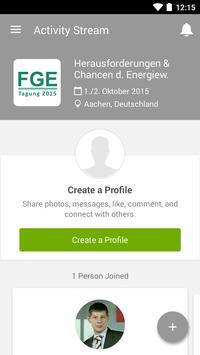 FGE-Tagung 2015 apk screenshot