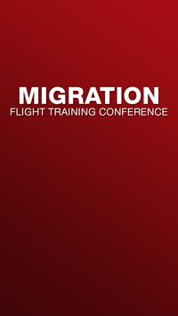 Redbird Migration Conference poster