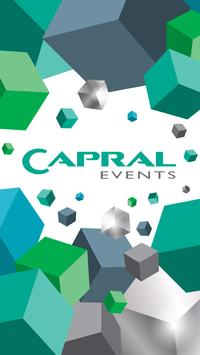 Capral Events poster