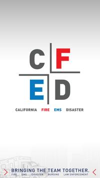 CFED 2016 poster