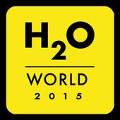 H2O World 2015 icon