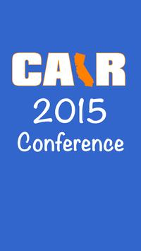 CAIR 2015 poster