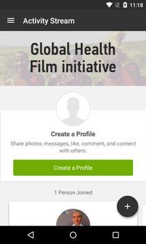 Global Health Film Festival apk screenshot