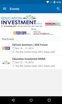 Education Investment poster
