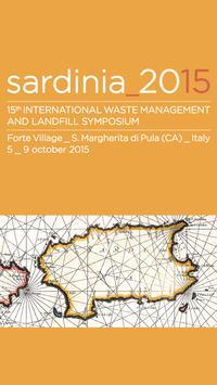 Sardinia Symposium 2015 poster